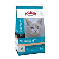 Arion Original Cat Sterilized Salmon 7,5 kg