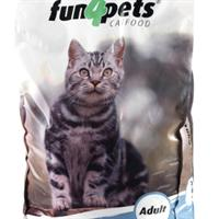 Fun4pets Cat Adult, 10 kg